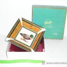 Ceniceros: CENICERO DE PORCELANA ITALIANA. Lote 11291142