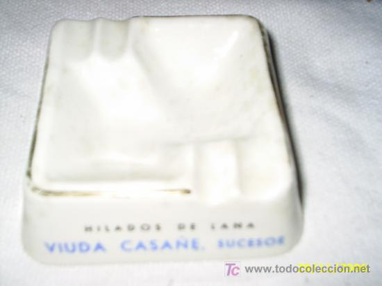 CENICERO CERAMICA (Coleccionismo - Objetos para Fumar - Ceniceros)
