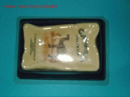 TABACOFILIA CENICERO (Coleccionismo - Objetos para Fumar - Ceniceros)