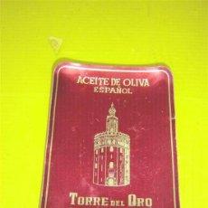 Ceniceros: CENICERO COLECCIONABLE TORRE DEL ORO SEVILLA. Lote 11117116