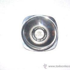 Ceniceros: CENICERO - PATIO DE LOS LEONES DE GRANADA - METAL. Lote 22252519