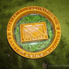 Ceniceros: CENICERO DE RADIO BRAGA. Lote 26735965
