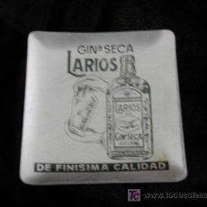 Ceniceros: CENICERO ANTIGUO DE GINEBRA LARIOS. Lote 19349662