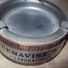Ceniceros: CENICERO CENAVISA DE PRODUCTOS QUÍMICOS REUS.. Lote 23769713