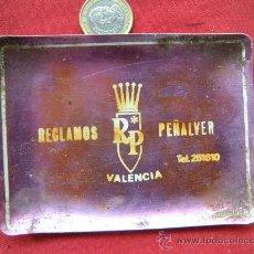 Ceniceros: BANDEJA CENICERO RECLAMOS PEÑALVER, VALENCIA.. Lote 28118688