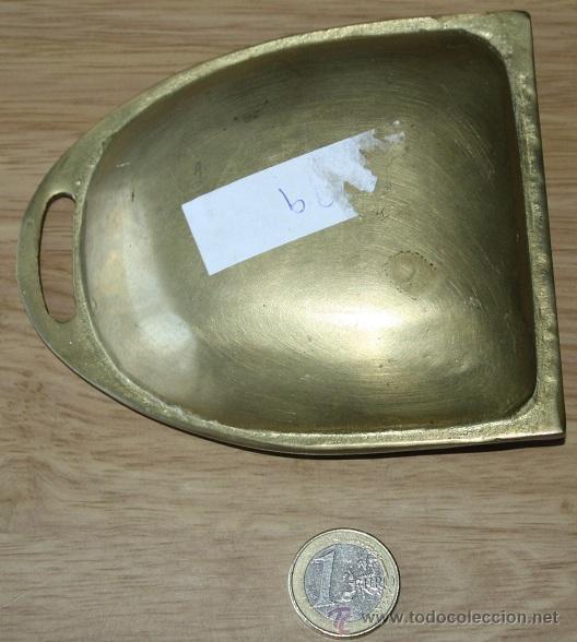 Ceniceros: cenicero de bronce macizo - Foto 2 - 28849332
