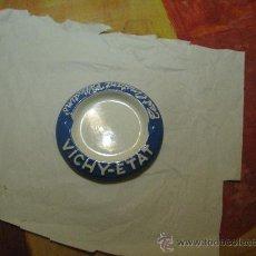 Ceniceros: ANTIGUO CENICERO PORCELANA / VICHY-ETAT . Lote 28894329