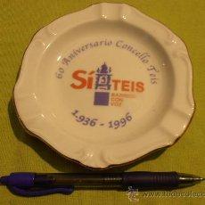 Ceniceros: 60 ANIVERSARIO CONCELLO TEIS. Lote 31038596