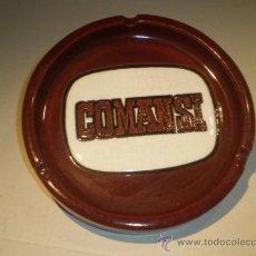 Ceniceros: CENICERO COMANSI PORCELANA - AÑOS 80. Lote 32049893
