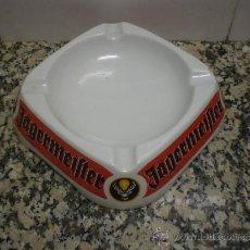 Ceniceros: CENICERO JAGERMEIFTER MARCA EN LA BASE. Lote 33660983