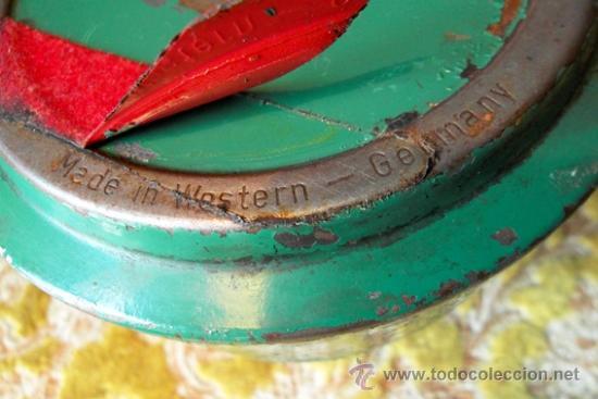 Ceniceros: CURIOSO CENICERO VINTAGE. ALEMAN - Foto 5 - 37155718