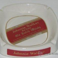 Ceniceros: CENICERO CERÁMICO DE JOHNNIE WALKER. Lote 39064632