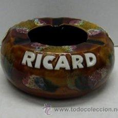 Ceniceros: RICARD - CENICERO CERAMICA. Lote 39515496