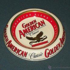 Ceniceros: CENICERO GOLDEN AMERICAN. Lote 42386488