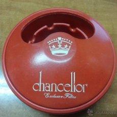 Ceniceros: CENICERO DE PLASTICO DURO (CHANCEDOR ) . Lote 43063655