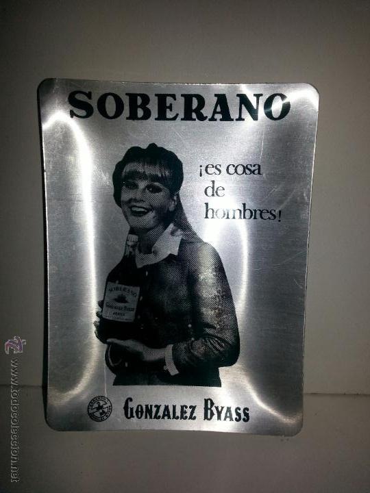 CENICERO DE SOBERANO (Coleccionismo - Objetos para Fumar - Ceniceros)