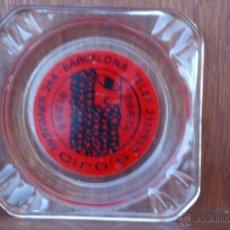 Ceniceros: CENICERO -LA BOITE CIRO,S BARCELONA. Lote 46412415