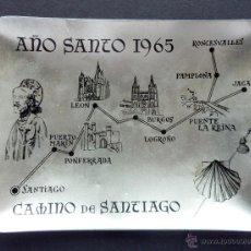 Ceniceros: CENICERO CAMINO DE SANTIAGO 1965. Lote 47726074