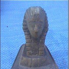 Ceniceros: CENICERO EGIPCIO ESFINGE BRONCE 7X8CM. Lote 51336480