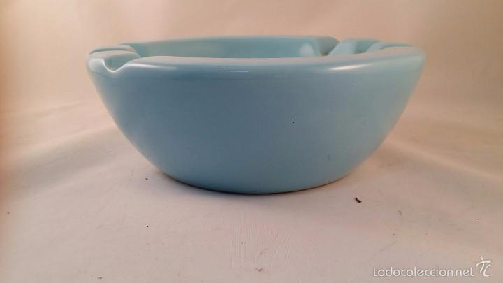 Ceniceros: Cenicero de cerámica tamaño 18,5 cm de diámetro por 7 cm de altura - Foto 2 - 55225739