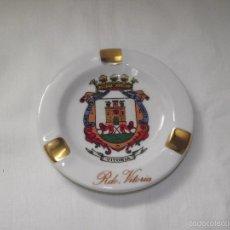 Ceniceros: CENICERO RECUERDO DE VITORIA. ESCUDO. Lote 55396364