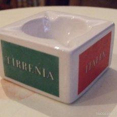 Ceniceros: CENICERO PUBLICIDAD MARCA SAIMI S.A.I.M.I GENOVA - NAVIERA LLOYD TRIESTINO - ITALIA. Lote 55710659