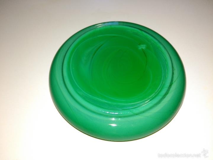 Ceniceros: cenicero de color verde - Foto 2 - 58086867