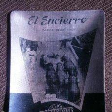 Ceniceros: CENICERO EL ENCIERRO AZAGRA ALUMINIO. Lote 58390716
