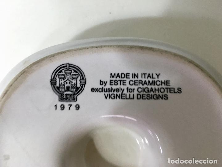 Ceniceros: cenicero publicitario CIGA HOTELS - Foto 3 - 62356064