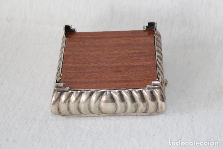 Ceniceros: cenicero en alpaca - Foto 4 - 62695340