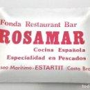 Ceniceros: FONDA RESTAURANTE BAR ROSAMAR *** ESTARTIT GIRONA. Lote 68415225