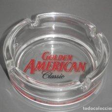 Ceniceros: GOLDEN AMERICAN UN CENICERO . Lote 68623345