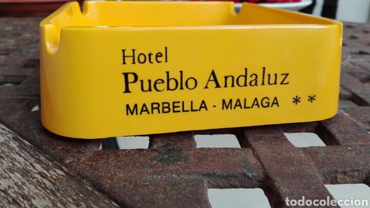 Ceniceros: CENICERO PUBLICIDAD DIFERENTES HOTELES - Foto 4 - 68639949