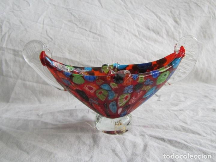 Ceniceros: Cenicero góndola murano multicolor Millefioli - Foto 2 - 68671037