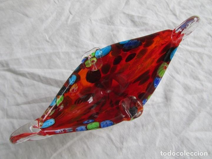 Ceniceros: Cenicero góndola murano multicolor Millefioli - Foto 6 - 68671037