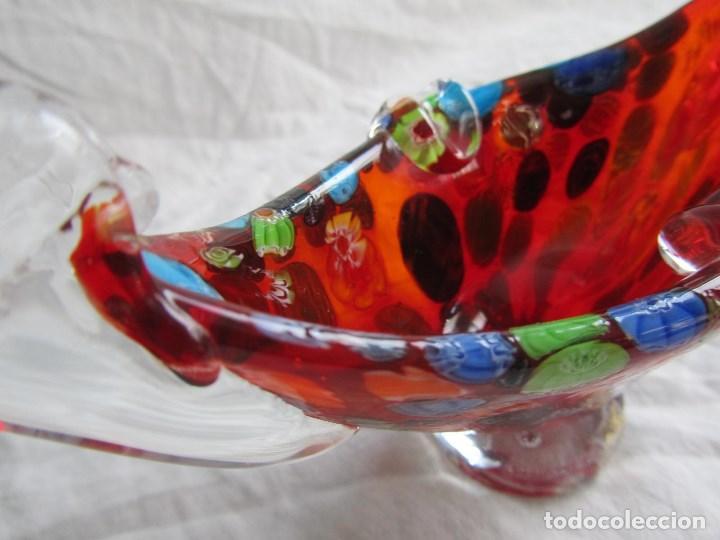 Ceniceros: Cenicero góndola murano multicolor Millefioli - Foto 8 - 68671037