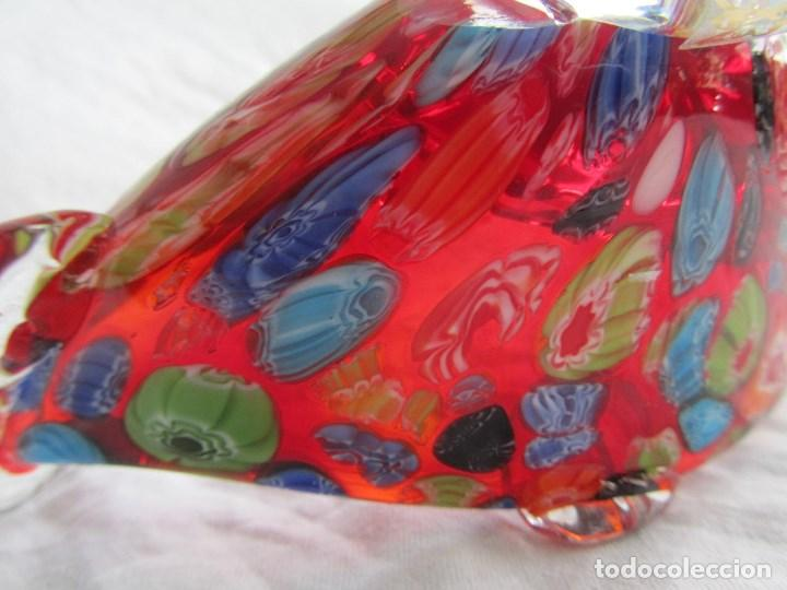 Ceniceros: Cenicero góndola murano multicolor Millefioli - Foto 15 - 68671037