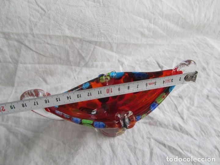Ceniceros: Cenicero góndola murano multicolor Millefioli - Foto 17 - 68671037