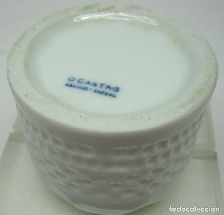 Ceniceros: Cenicero cerámica Castro portomarínico Sargadelos años 60 - Foto 2 - 71033137