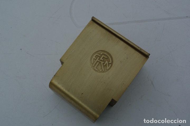 CENICERO DE RENFE (Coleccionismo - Objetos para Fumar - Ceniceros)