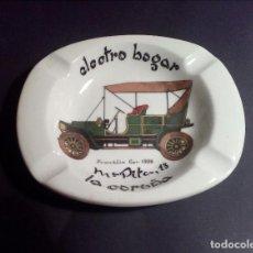 Ceniceros: CENICERO DE PORCELANA AÑOS 60.. Lote 73714719