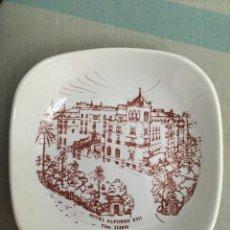 Ceniceros: CENICERO HOTEL ALFONSO XIII DE SEVILLA. Lote 78157305