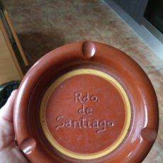 Ceniceros: CENICERO RECUERDO SANTIAGO COMPOSTELA (T). Lote 82854231