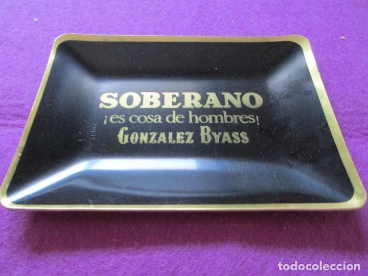 Ceniceros: CENICERO PUBLICIDAD SOBERANO, GONZALEZ BYASS, VER FOTOS ADICIONALES, B1 - Foto 2 - 91278750