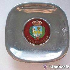 Ceniceros: CENICERO DE PUENTEAREAS .. 14 X 14 CM. Lote 95289423