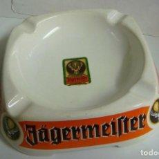 Ceniceros: CENICERO EN PORCELANA COLOR BLANCO JAGERMEIFTER. Lote 96270443