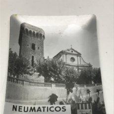 Ceniceros: CENICERO ANTIGUO PUBLICIDAD DE CAMBRILS. Lote 98664060