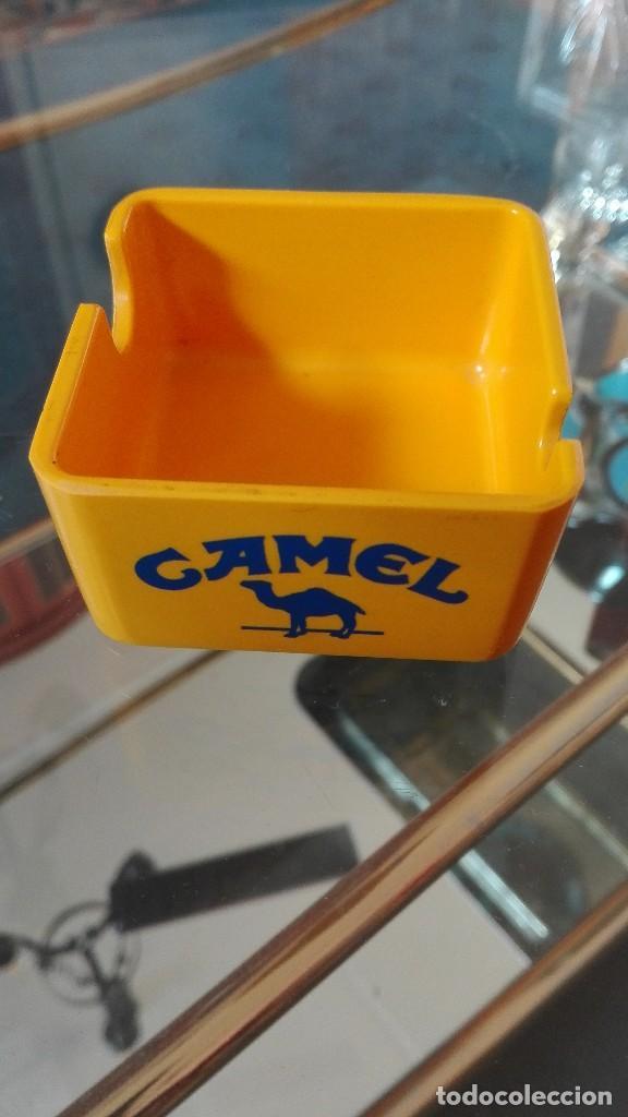 Ceniceros: Cenicero Colección Camel años 80 Edición especial - Foto 2 - 109738787