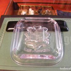 Ceniceros: CENICERO DE CRISTAL DEL VALLS D ANDORRA. Lote 109790591