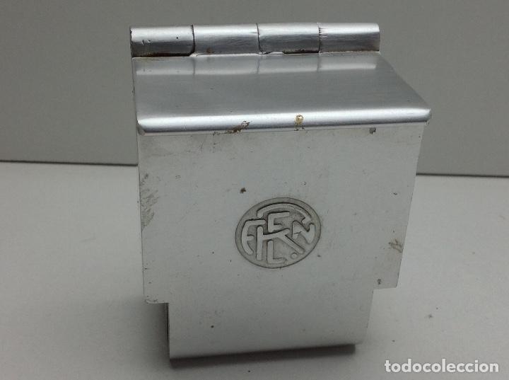 CENICERO ORIGINAL RENFE (Coleccionismo - Objetos para Fumar - Ceniceros)